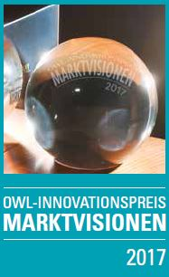 OWL Innovationspreis 2017